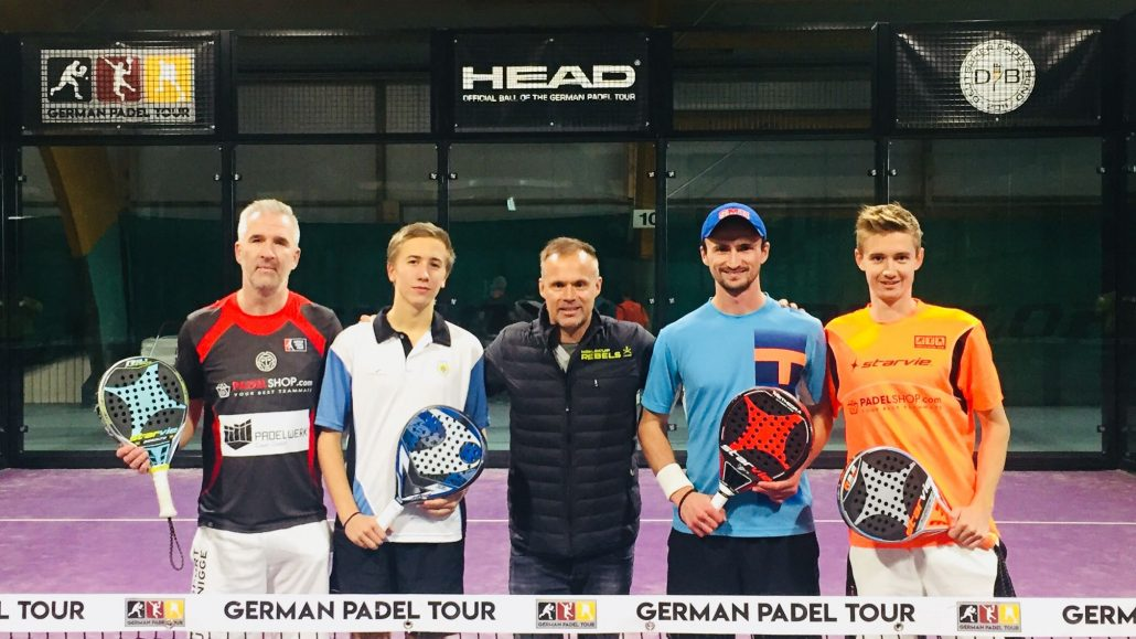 GPT Masters 2017 in Essen