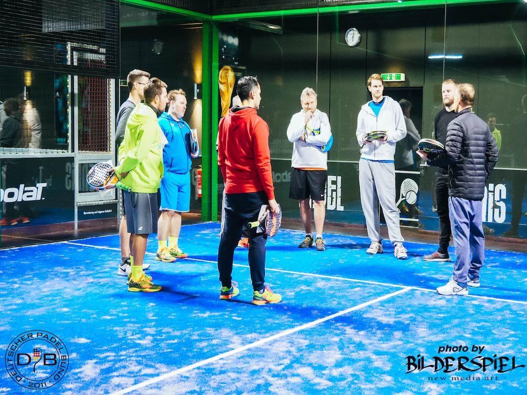 Padel Trainerausbildung