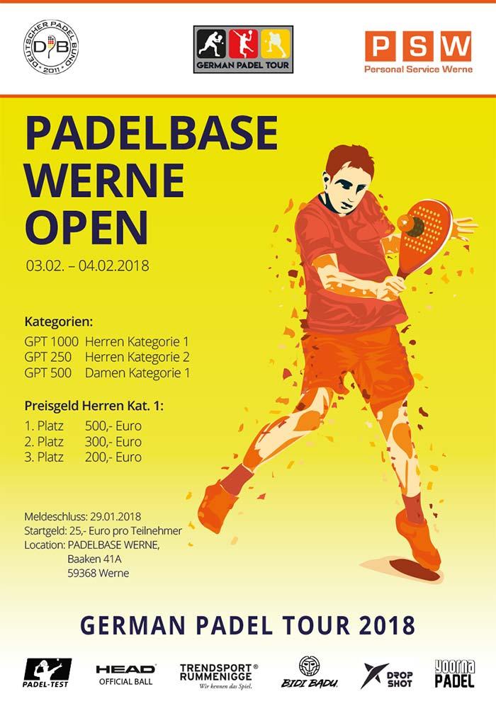 Padel Turnier GPT Werne